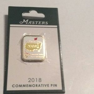 Augusta National  2018 Commemorative pin